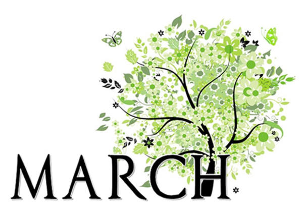 March News From The Middle