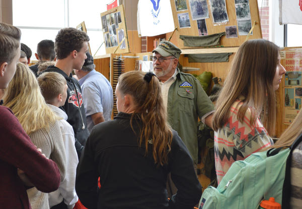 Students Learned About the Vietnam War From Local Veterans
