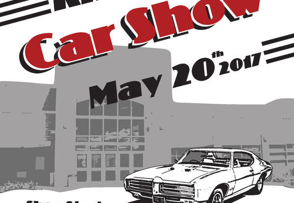 Cruise on In to the KHS Car Show - May 20th