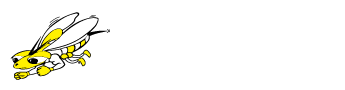 Stinger bee logo for Sunrise Elementary