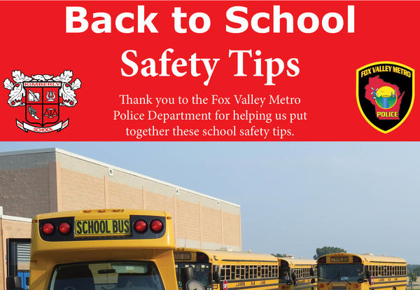 Back to School Travel Safety Tips