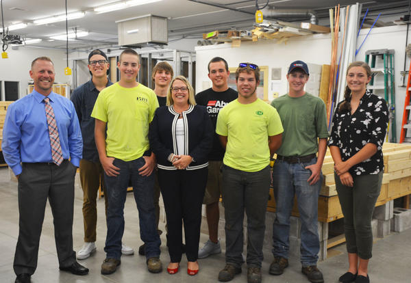 KHS Recognized on Youth Apprenticeship Day