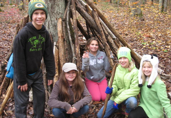 Sixth Graders at Mapleview Enjoyed Camp U-Nah-Li-Ya