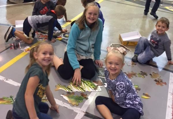 Mapleview's Secret Service Club Making a Visible Impact in the Community