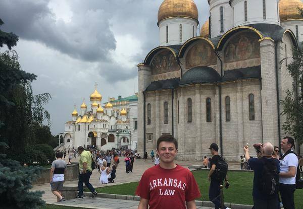 Joe Radtke Studied in Russia Through the National Security Language Initiative for Youth