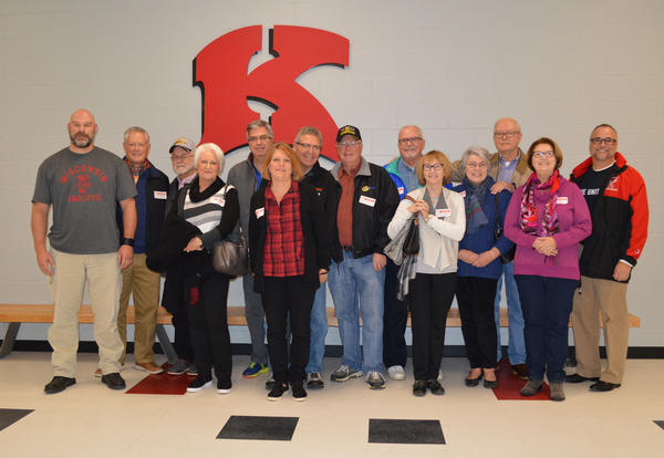 Class of 1967 Donates to Project Starfish at KHS