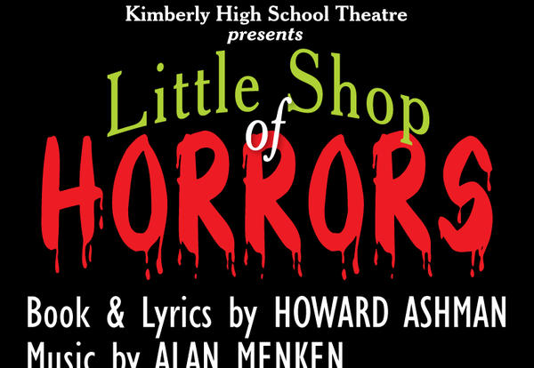 "Upcoming ""Little Shop of Horrors"" Showtimes at KHS"