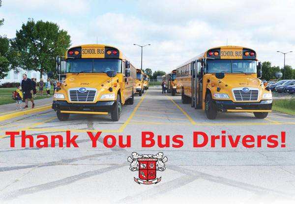 It's School Bus Driver Appreciation Week!