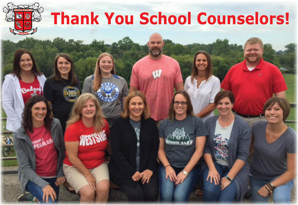 It's National School Counselors Week!