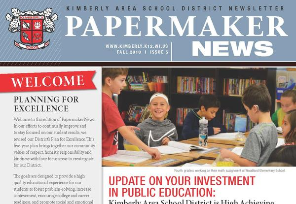 New Edition - Papermaker News