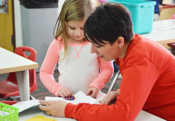 Start Here, Excel Here - Enroll for Kindergarten!