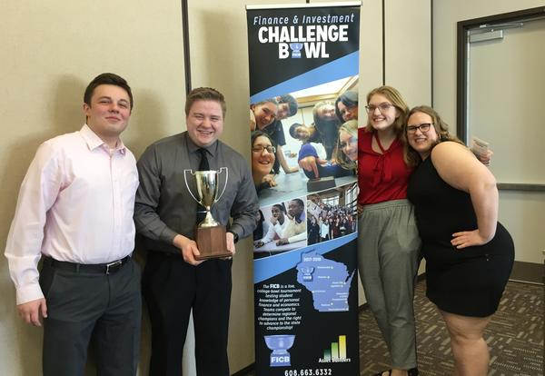 Two Kimberly Finance and Investment Challenge Bowl Teams Advance to State