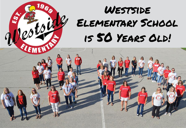 Join Westside Elementary School As they Celebrate 50 Years