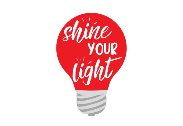 Join Us Wednesday, May 27th | Shine Your Light