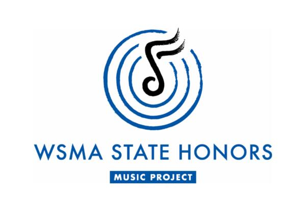 WSMA State Honors Logo