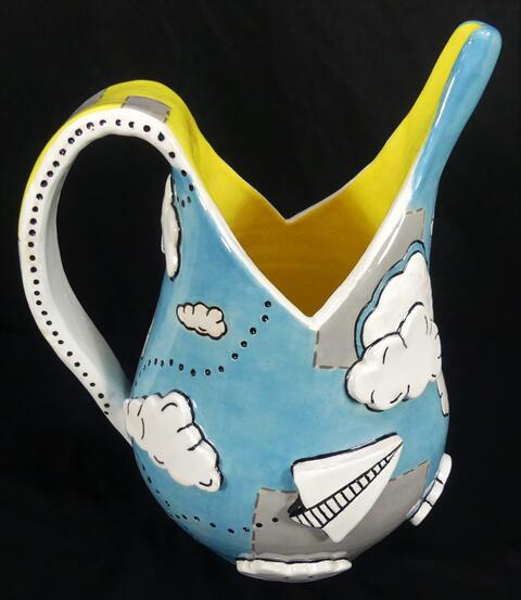 Student Ceramic Piece