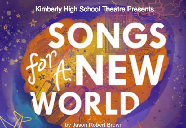KHS Theatre presents songs for a new world