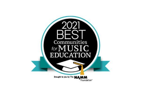 2021 Best Communities for Music