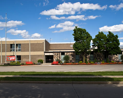 Photo of JRG Middle School