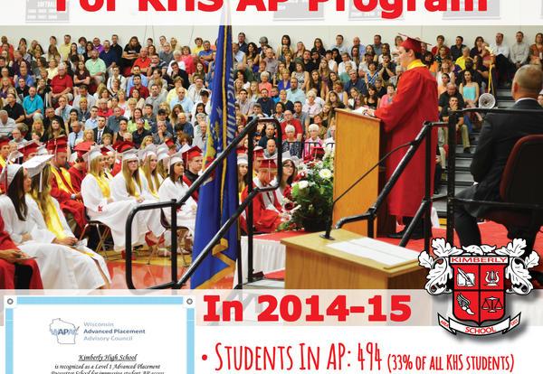 AP Program at KHS Recognized