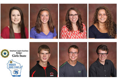 Congrats to the Badger State Delegates