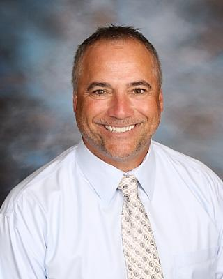 Photo of Superintendent Mayfield