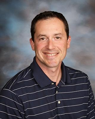 Photo of Colin Pomeroy,  Director of Information Technology