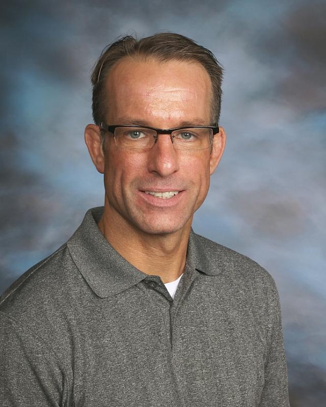 Photo of Principal Sean Fitzgerald