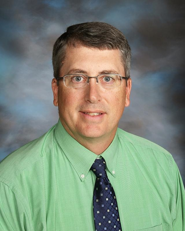 Photo of Principal John Schultz