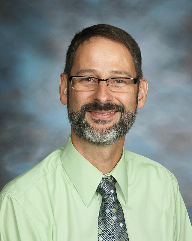 Photo of Principal Eric Brinkmann