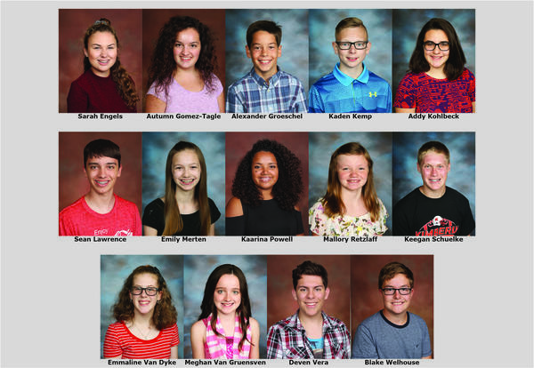 14 Kimberly Students Selected for All-State Choirs