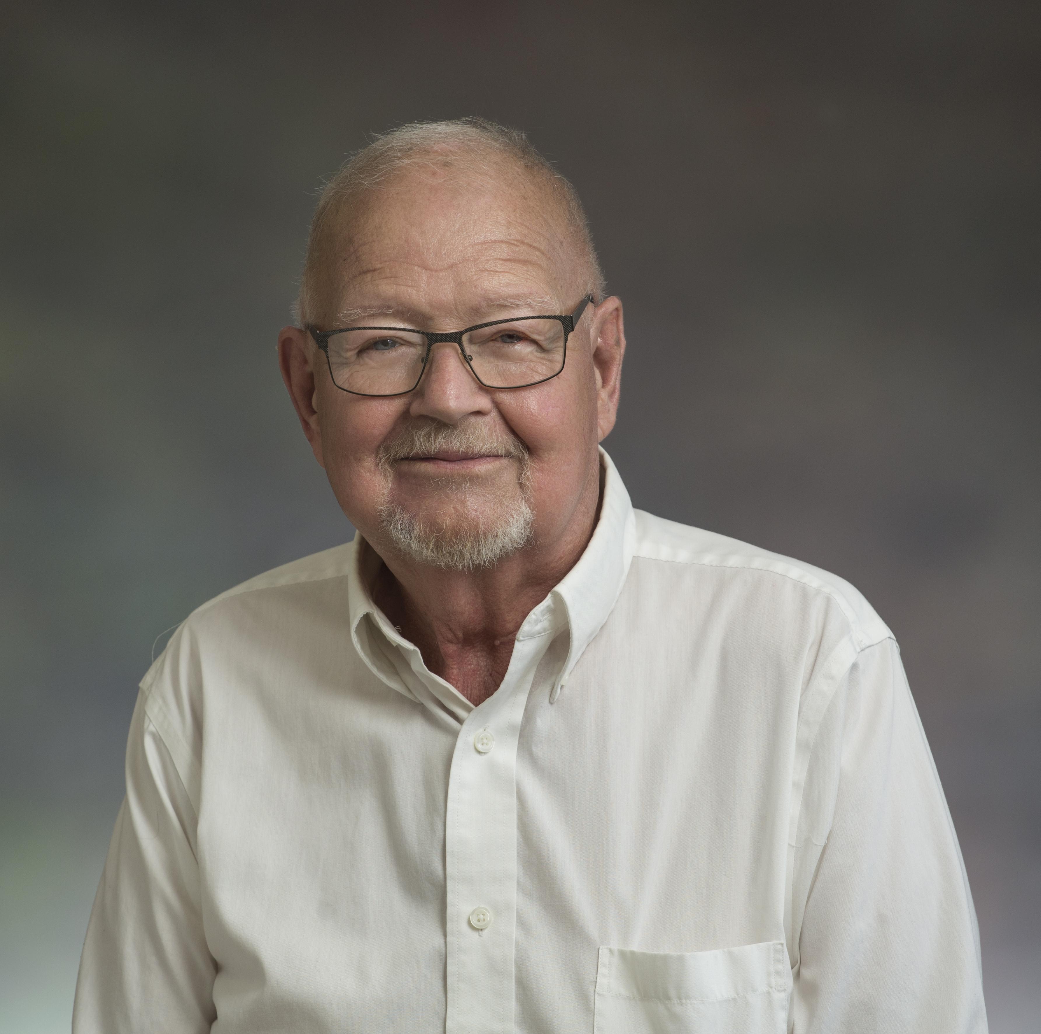 Photo of Chuck Rundquist