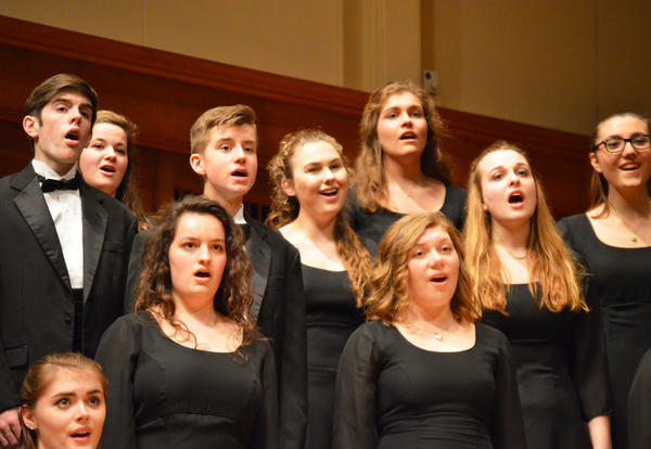 Kimberly High School Concert Choir Invited to Perform at Carnegie Hall