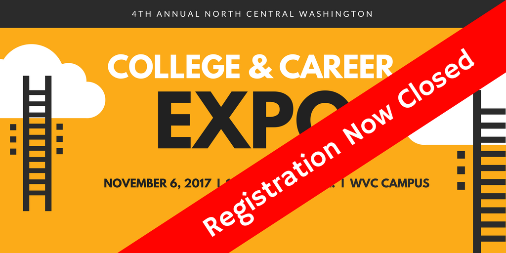 NCW College & Career Expo banner