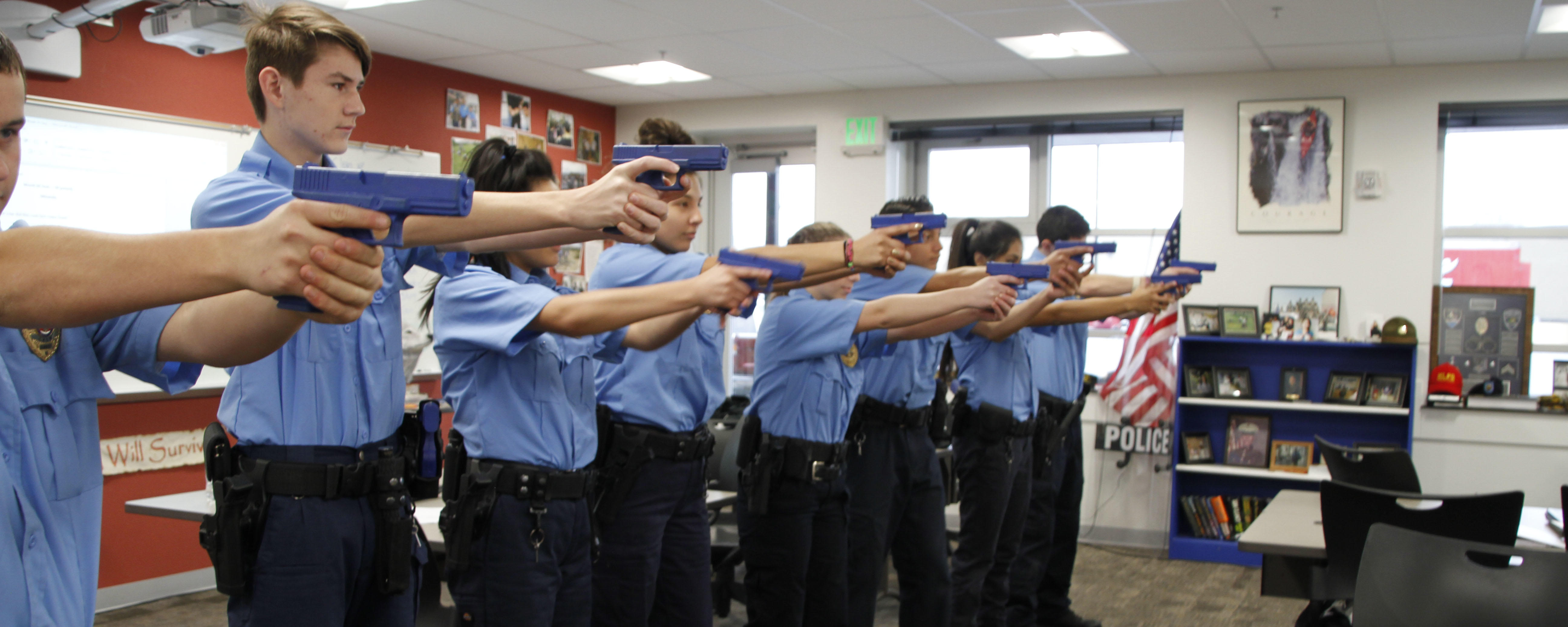 Hands-on Criminal Justice/Police Science