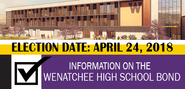 Election date: April 24, 2018 Capital Bond For WHS Information