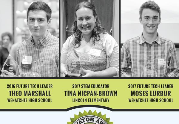Nominations Due July 13 for Tech/STEM Awards