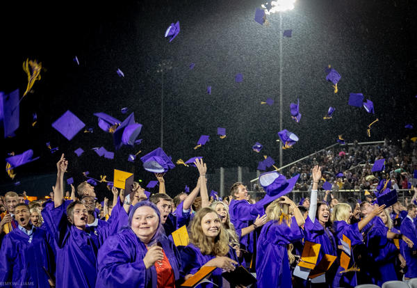 Graduation Rate and Attainment up at Wenatchee High School