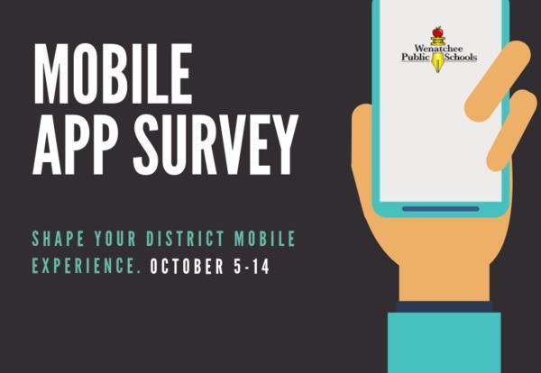 WSD Mobile App User Survey