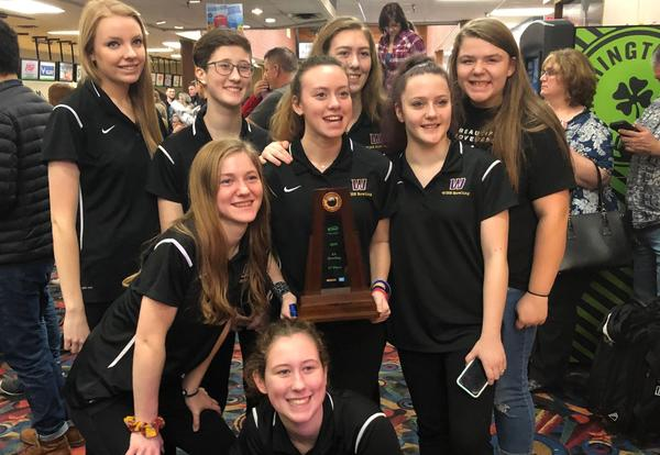 Bowlers Take 3rd Place in State