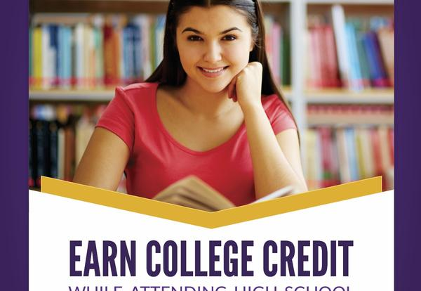 Earn College Credit While Attending High School