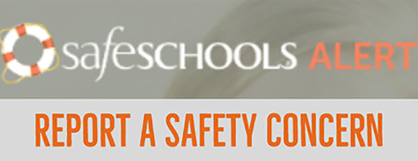 SafeSchools Alert - Report a Safety Concern
