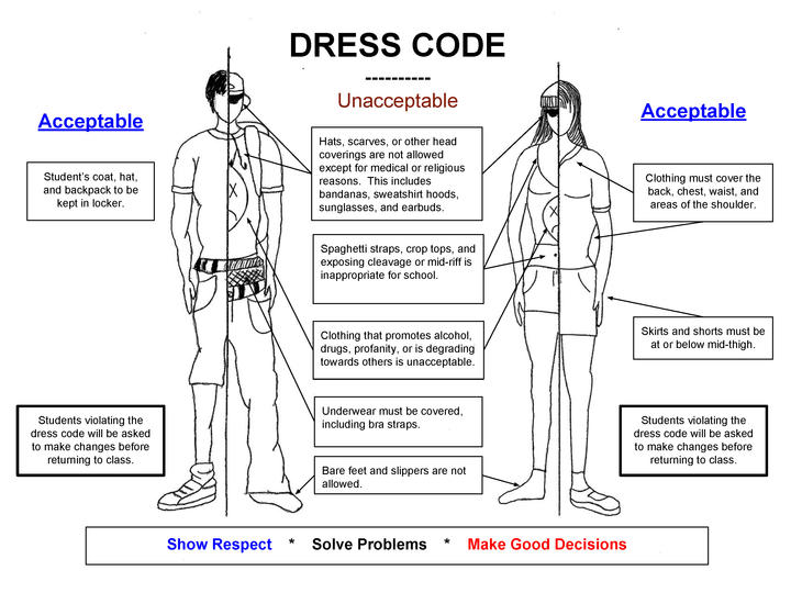 Dress Code | Orchard Middle School
