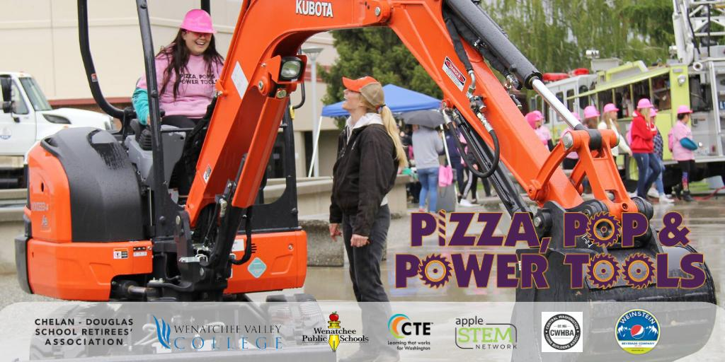 Pizza Pop and Power Tools | Programs