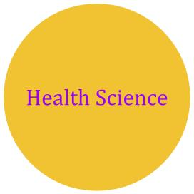 Health Science cluster