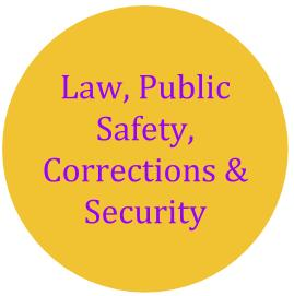 Law, Public Safety, Corrections & Security cluster