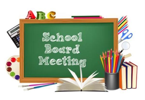 November 26th School Board Meeting Focuses on Reorganizing