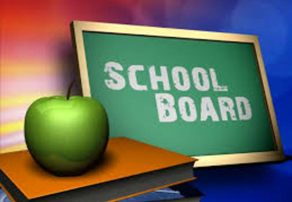 January 14 School Board Meeting Information