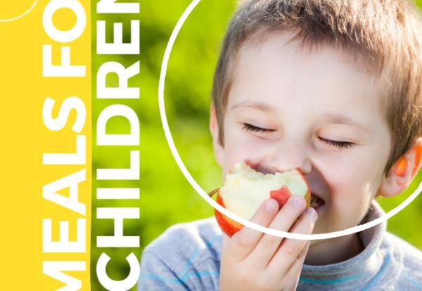 Free Meal Program for all Children Starts Sept. 1