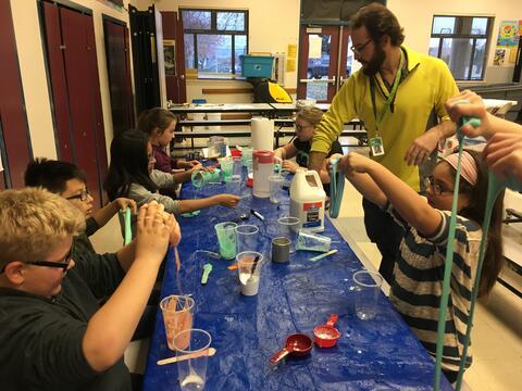 Newbery Afterschool Program Photo #45